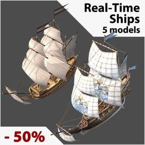 ships real-time galleon ma