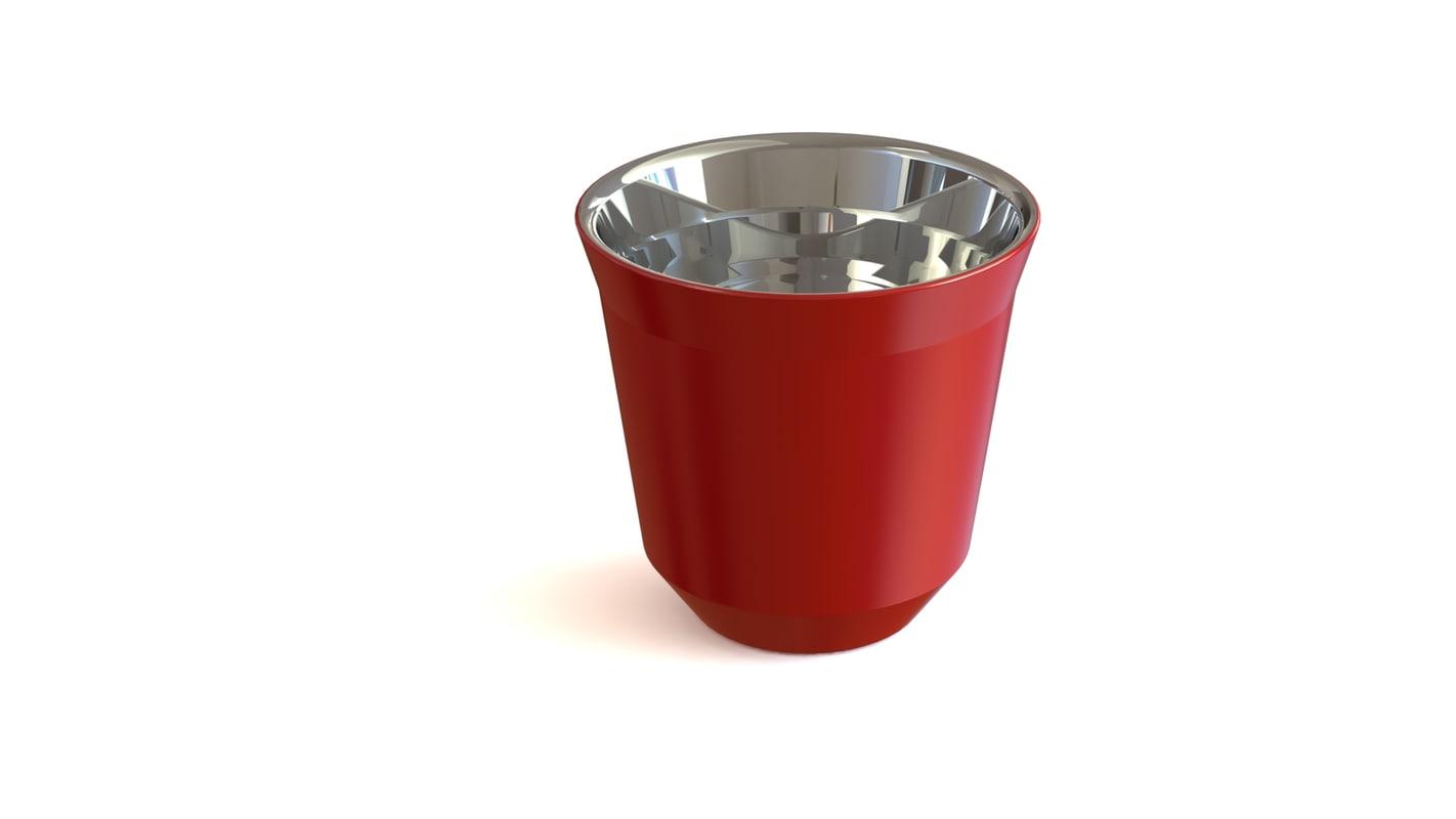 3d espresso cup nespresso