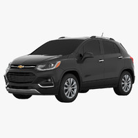 3ds chevrolet trax suv