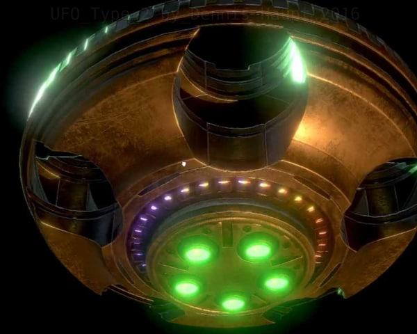3d ufo type 2