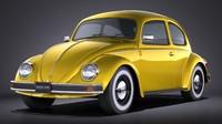 Volkswagen Beetle 1980 VRAY