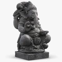 Ganesha Statue 5