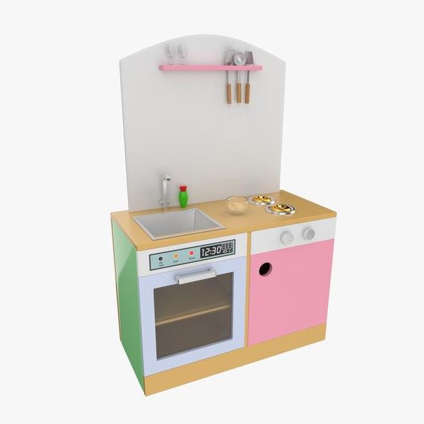 toy kitchen 3ds