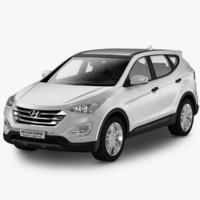 Hyundai SantaFe 2013-2016