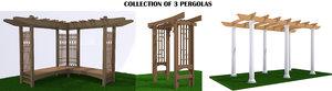 pergolas framing max