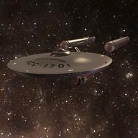 uss enterprise ncc-1701 dxf