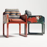 chair, upholstery  Lusa Peixoto & Evelina Oliveira
