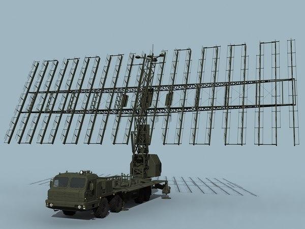 3d rlm-m nebo-m model