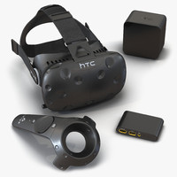 3ds htc vive set