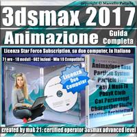 Corso 3ds max 2017 Animazione Guida Completa Subscription 2 Computer