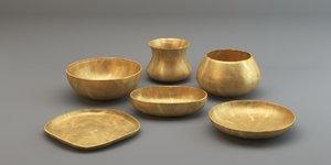 3ds tibetan bowls