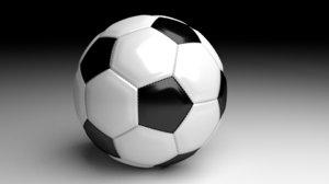 soccer ball stitching blend
