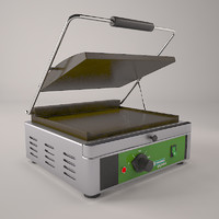 3d toaster 1 model