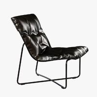 De Padova lc03 lounge chair
