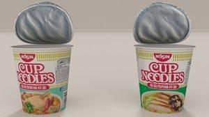 nissin cup noodles mc blend