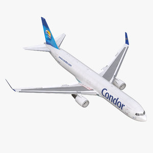 boeing 767-300f condor flugdienst max