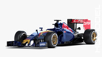 F1 Renault STR10 Formula One 2015