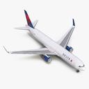 Boeing 767-300F 3D models