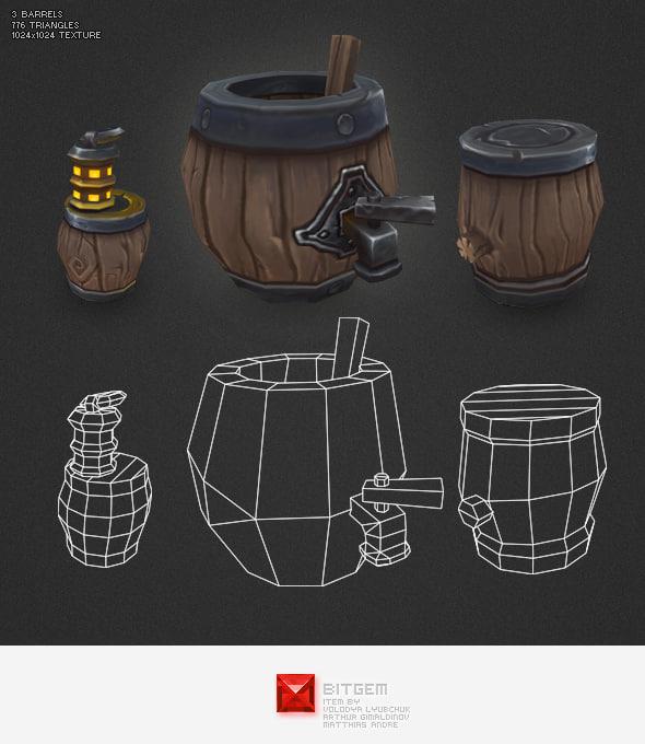 ma barrels
