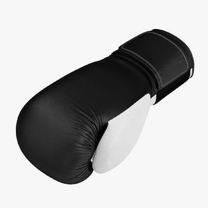 3d taekwondo glove