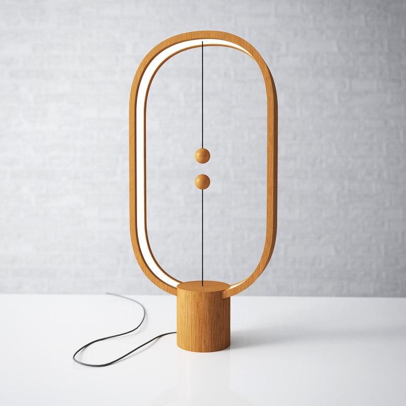 lamp hinge 3d model