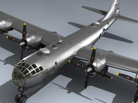 3ds b-29 superfortress lucky lady