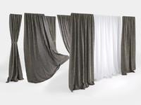3d hgh curtans