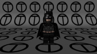 Lego Batman Batman Begins