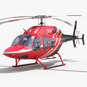 bell 429 3d max