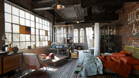 Brooklyn NYC Loft