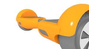 hoverboard hover board fbx