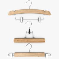 hanger clothes 3d max