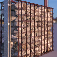 gabion basket rocks max