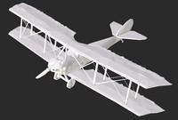 biplane plane 3ds