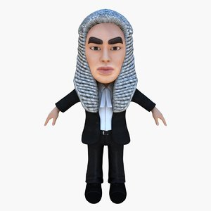 3d wig lawyer