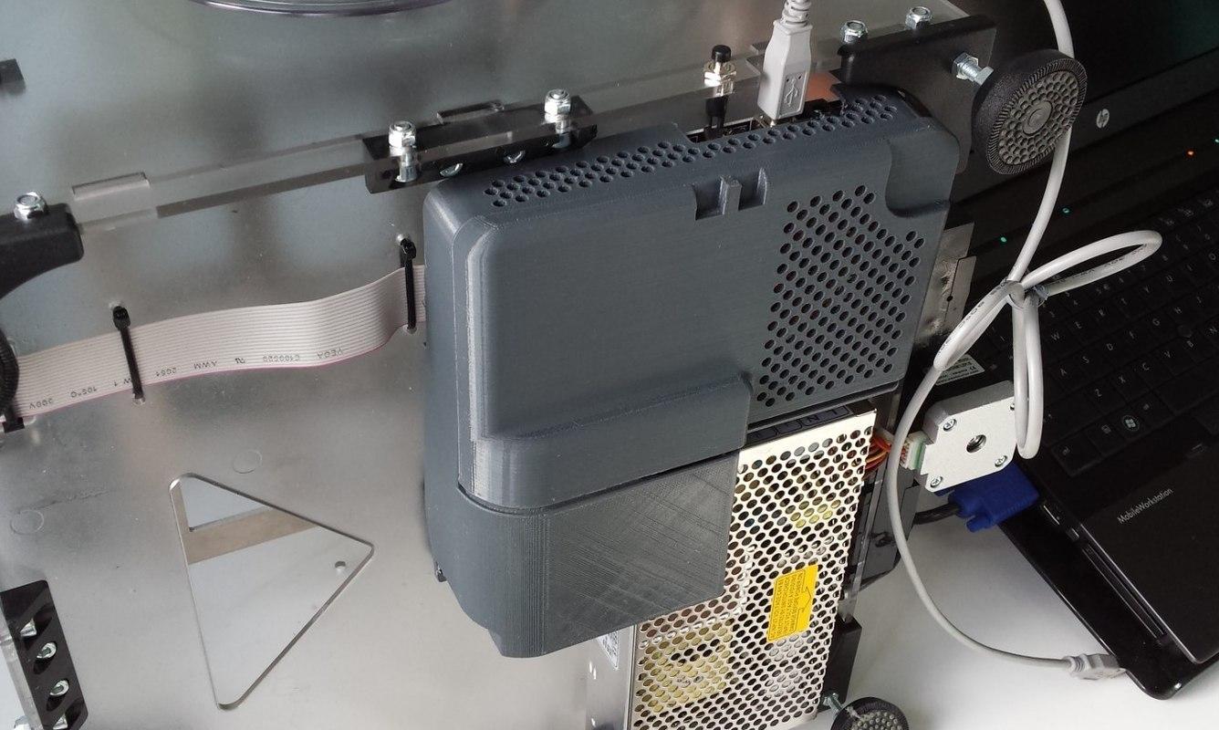 3ds housing vertex printer