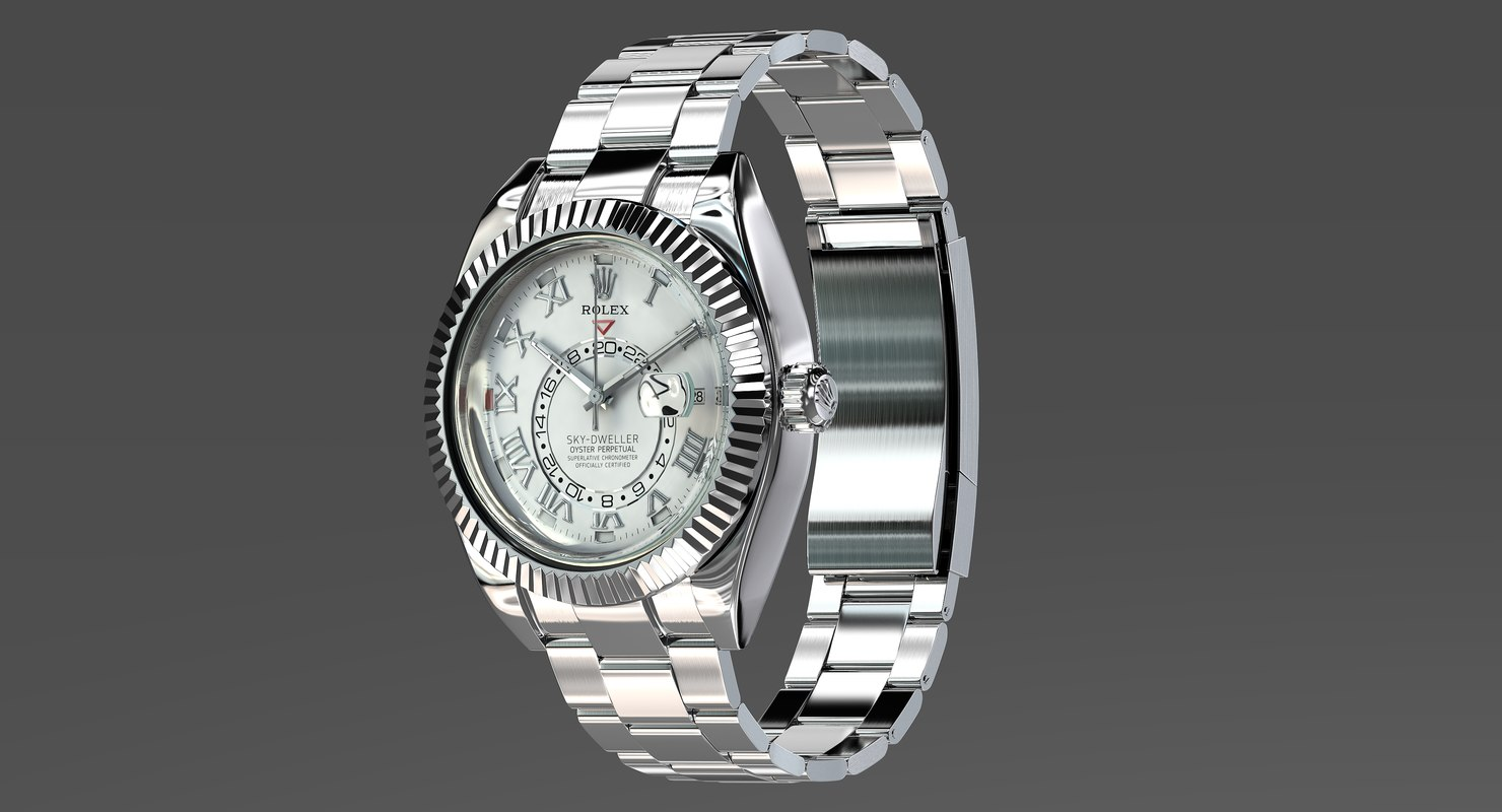 max rolex oyster perpetual sky-dweller
