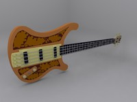 Lemmy Kilmister's Bass (High Pol)