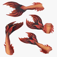 3d mermaid tails 02