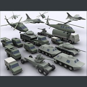 3d army military combat vehicles