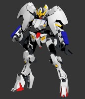 Hi-Res Barbatos Gundam