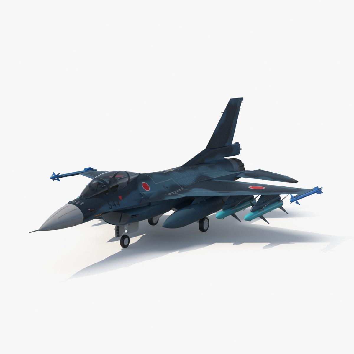 f-2 3d max