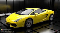 3ds lamborghini gallardo lp560-4