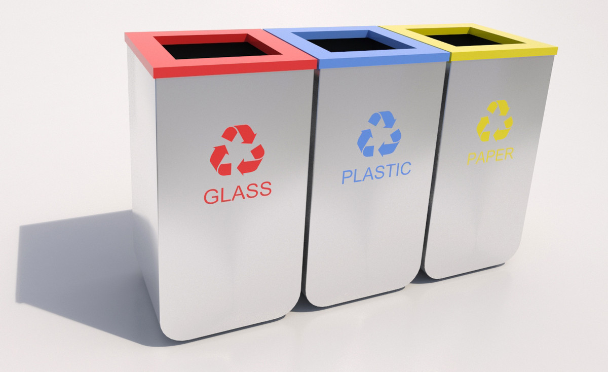 max recycle bins