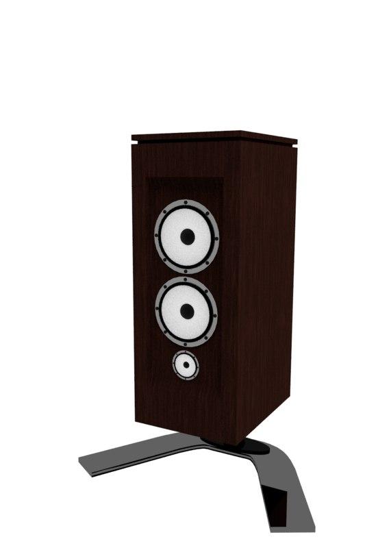 speakerbox speaker 3d 3ds