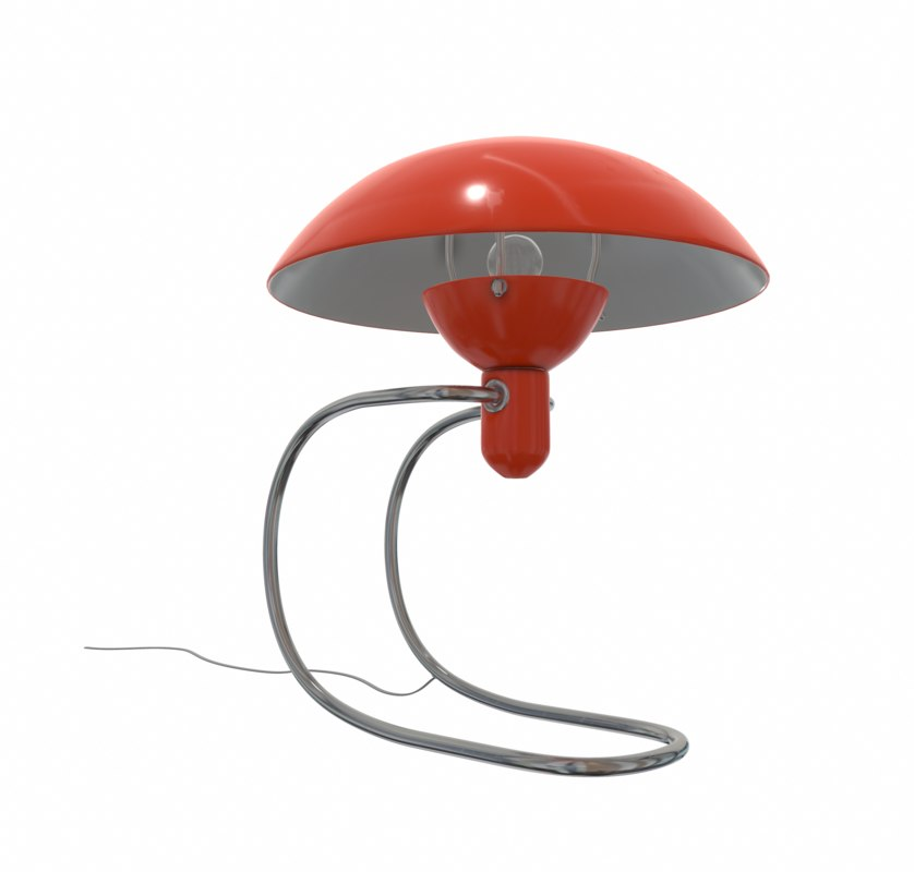 lamp mounted walls 3ds