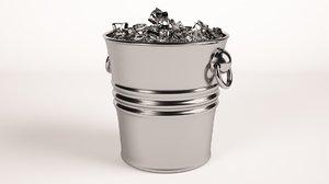 3d ice bucket
