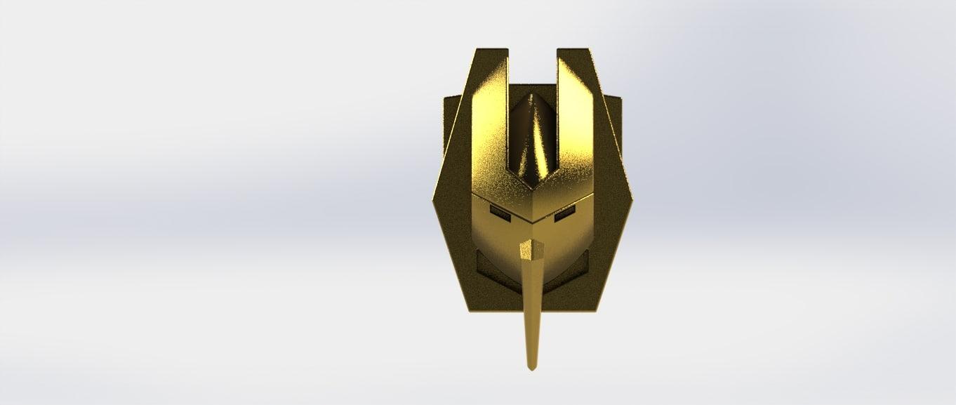 biometal z 3d model