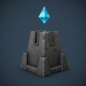 tower crystal max