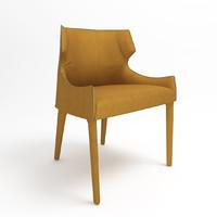 chair 3d obj